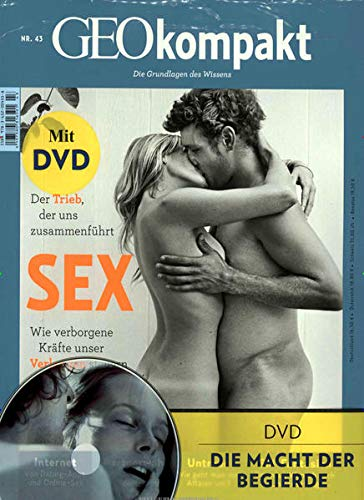 9783652004558: GEO kompakt Liebe und Sex mit DVD