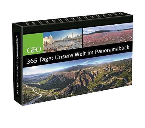 9783652004862: 365 Tage: Unsere Welt im Panoramablick