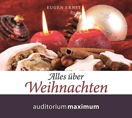 9783654602257: Alles über Weihnachten