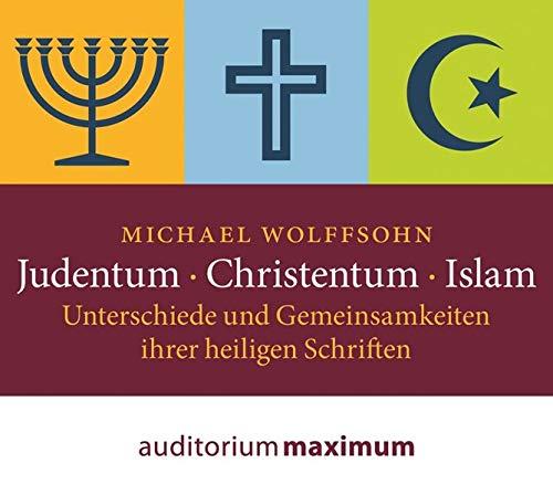 9783654602899: Judentum - Christentum - Islam: Unterschiede und Gemeinsamkeiten der heiligen Schriften