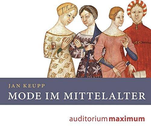 9783654602998: Mode im Mittelalter