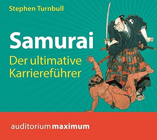 9783654603384: Samurai: Der ultimative Karriereführer
