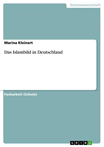Das Islambild in Deutschland: Marina Kleinert