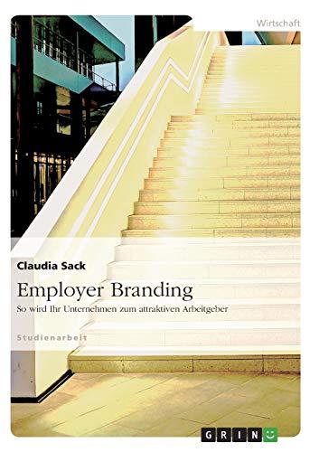 9783656037972: Employer Branding