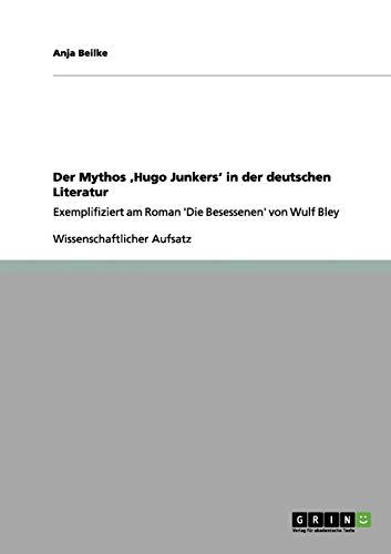 Der Mythos 'Hugo Junkers' in Der Deutschen: Anja Beilke