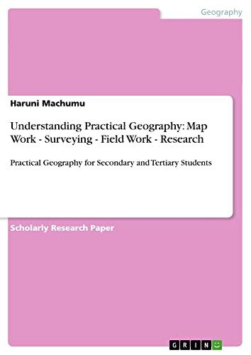 Understanding Practical Geography: Haruni Machumu