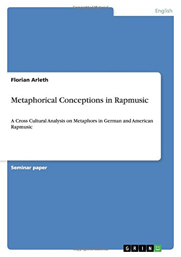 9783656153047: Metaphorical Conceptions in Rapmusic