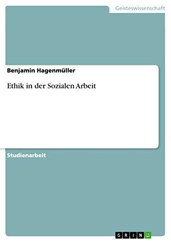 9783656158035: Ethik in der Sozialen Arbeit
