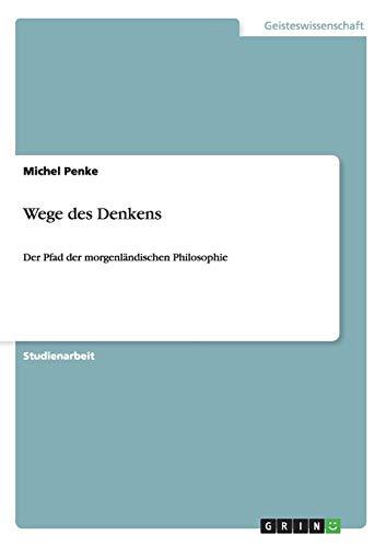 Wege Des Denkens: Michel Penke