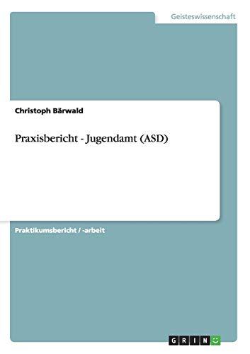 Praxisbericht - Jugendamt (Asd): Christoph Barwald