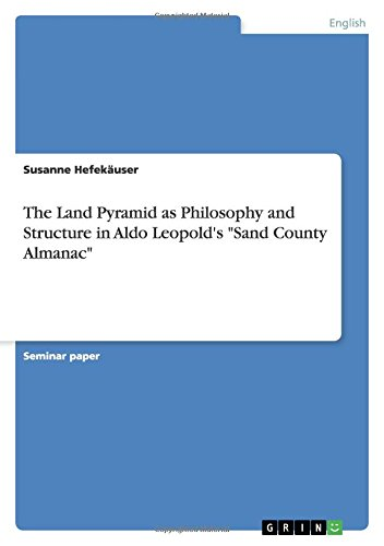 The Land Pyramid as Philosophy and Structure: Susanne Hefekäuser