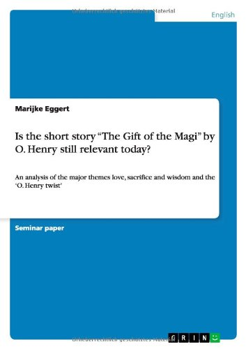 a comparison of the stories of the necklace and the gift of the magi An essay or paper on the gift of the magi and the necklace in the short stories the gift of the magi, and the necklace there are.