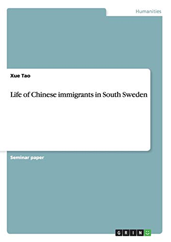 Life of Chinese Immigrants in South Sweden: Xue Tao