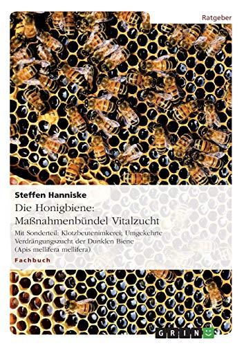 9783656370956: Die Honigbiene: Ma�nahmenb�ndel Vitalzucht