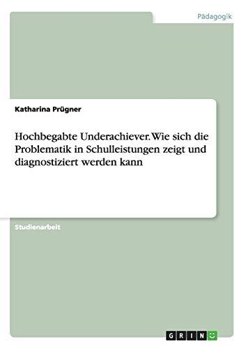 Hochbegabte Underachiever: Katharina Prugner