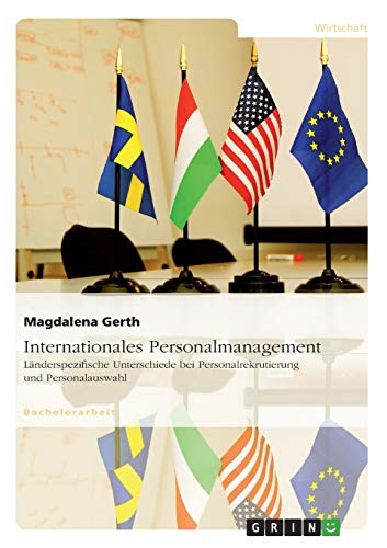 Internationales Personalmanagement: Magdalena Gerth