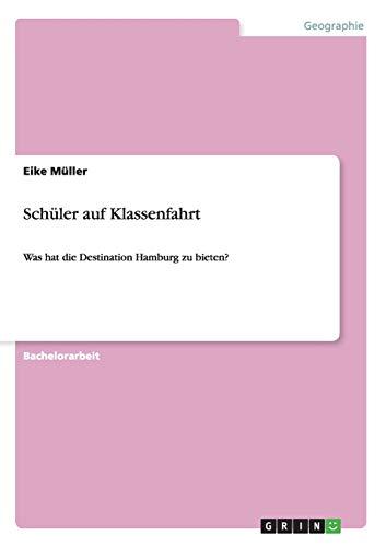 Schuler Auf Klassenfahrt: Eike Muller