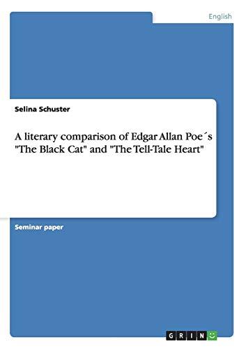 9783656497547: A literary comparison of Edgar Allan Poe´s