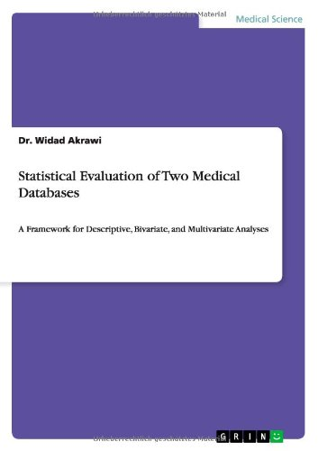 Statistical Evaluation of Two Medical Databases: Dr Widad Akrawi