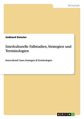 9783656566656: Interkulturelle Fallstudien, Strategien und Terminologien (German Edition)