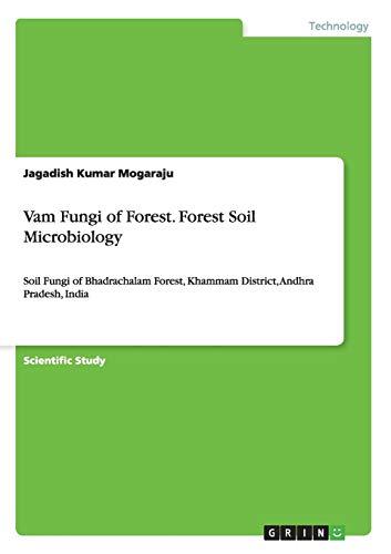 Vam Fungi of Forest. Forest Soil Microbiology: Jagadish Kumar Mogaraju