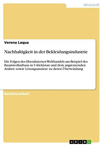 Nachhaltigkeit in der Bekleidungsindustrie: Verena Laqua