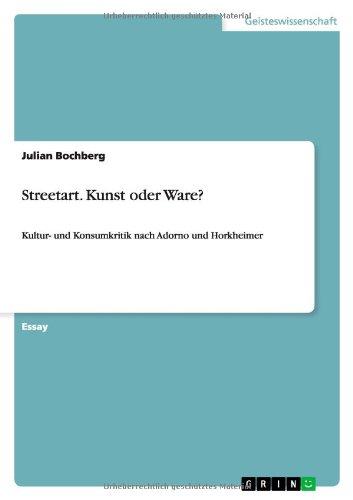 9783656651758: Streetart. Kunst Oder Ware?