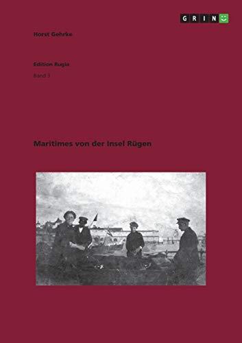 9783656829256: Maritimes von der Insel Rügen