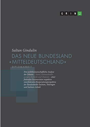 """Das neue Bundesland """"Mitteldeutschland"""": Saltan Gindulin"""