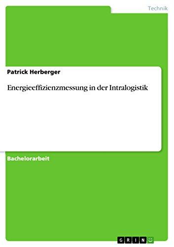 Energieeffizienzmessung in der Intralogistik: Patrick Herberger