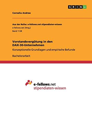 Vorstandsvergütung in den DAX-30-Unternehmen: Cornelia Andree