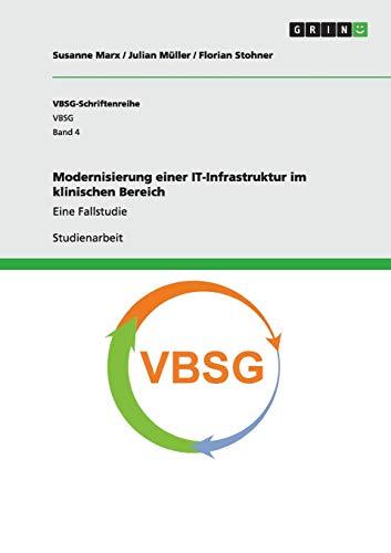 Modernisierung einer IT-Infrastruktur im klinischen Bereich: Susanne Marx