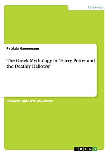 9783656937333: The Greek Mythology in