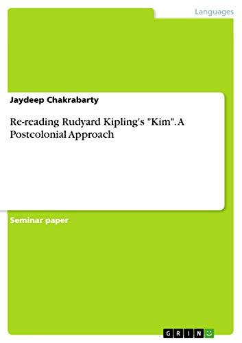 9783656944508: Re-reading Rudyard Kipling's