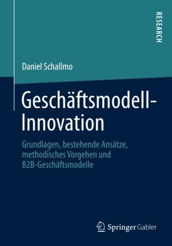 Geschäftsmodell-Innovation: Daniel Schallmo
