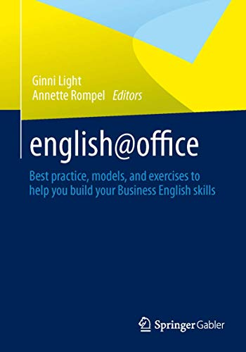 9783658009489: english@office: Best practices, models and exercises for your business-english-skills