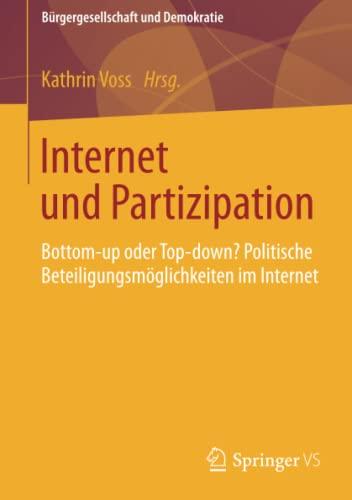 Internet und Partizipation: Kathrin Voss
