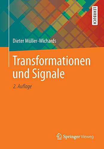 9783658011024: Transformationen und Signale (German Edition)