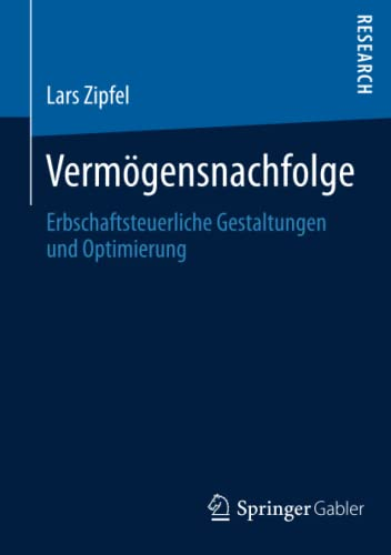 Vermögensnachfolge: Lars Zipfel