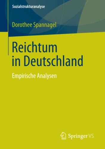 Reichtum in Deutschland: Dorothee Spannagel