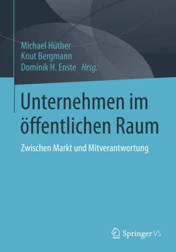 Unternehmen im öffentlichen Raum: Michael Hüther