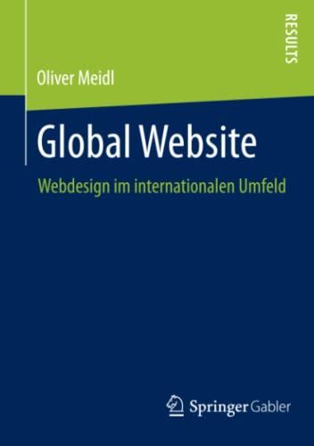 Global Website: Oliver Meidl