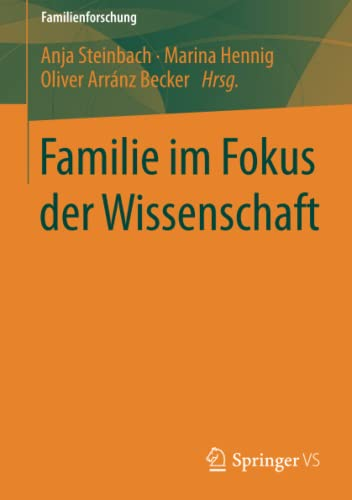 Familie im Fokus der Wissenschaft: Anja Steinbach