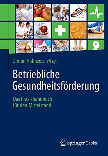 Betriebliche Gesundheitsförderung: Simon Hahnzog