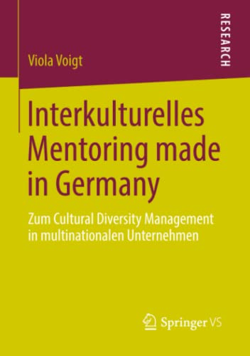 Interkulturelles Mentoring made in Germany: Viola Voigt