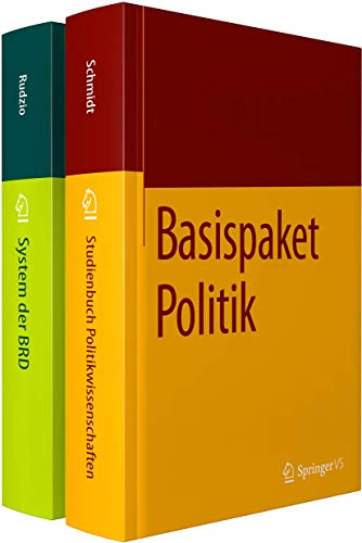 9783658033590: Basispaket Politik