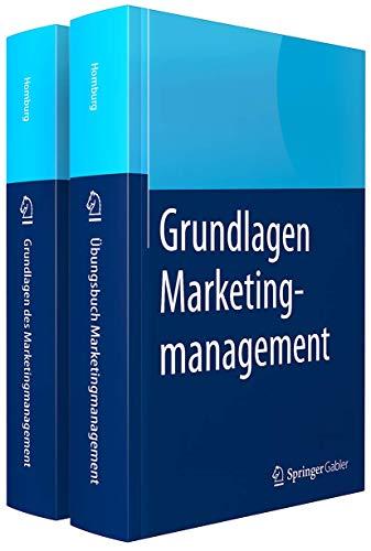 9783658033866: Homburg, Grundlagen des Marketingmanagements mit Übungsbuch: Einführung in Strategie, Instrumente, Umsetzung und Unternehmensführung (German Edition)