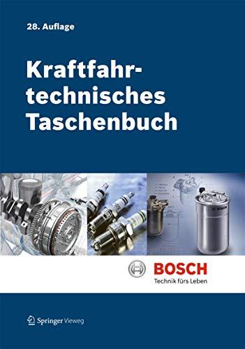 9783658038007: Kraftfahrtechnisches Taschenbuch