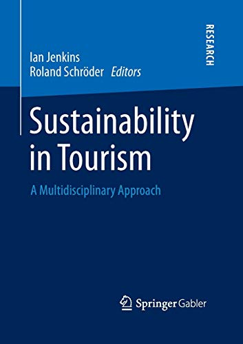 9783658042158: Sustainability in Tourism: A Multidisciplinary Approach