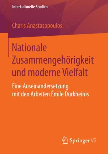 Nationale Zusammengehörigkeit und moderne Vielfalt: Charis Anastasopoulos